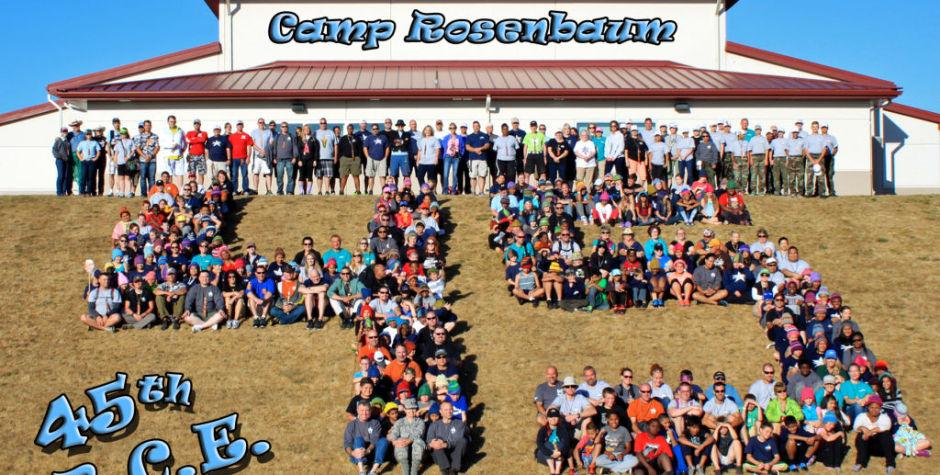 Camp Rosenbaum 2015